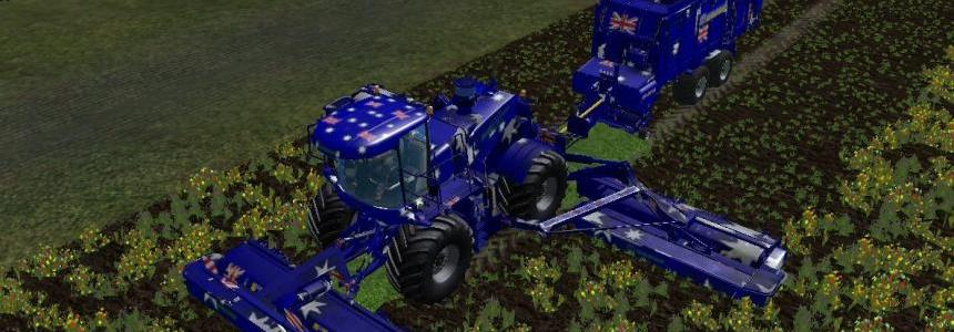 KRONE mower package AUS by Vaszics