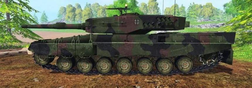 Leopard 2A4 v1.0