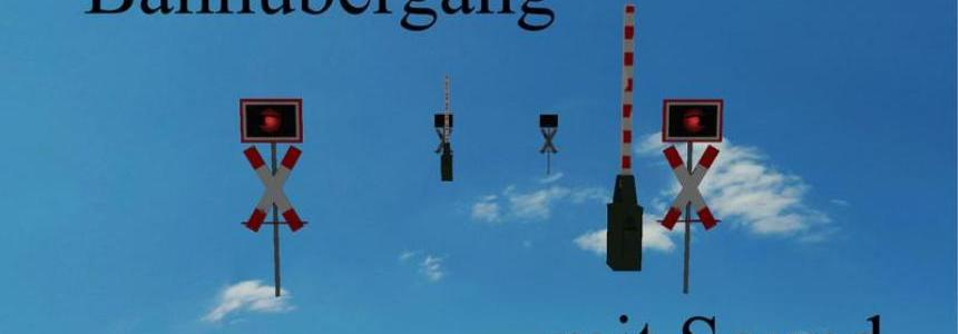 Level crossing with Gong and function v1.0