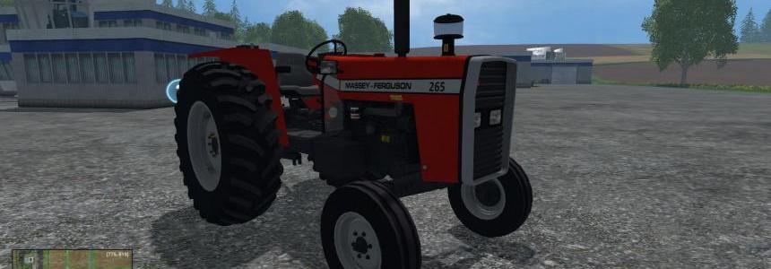 Massey 265 2wd v2.0