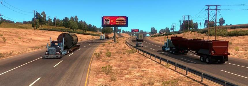 MHAPro v1.4 for ATS v1.4.x