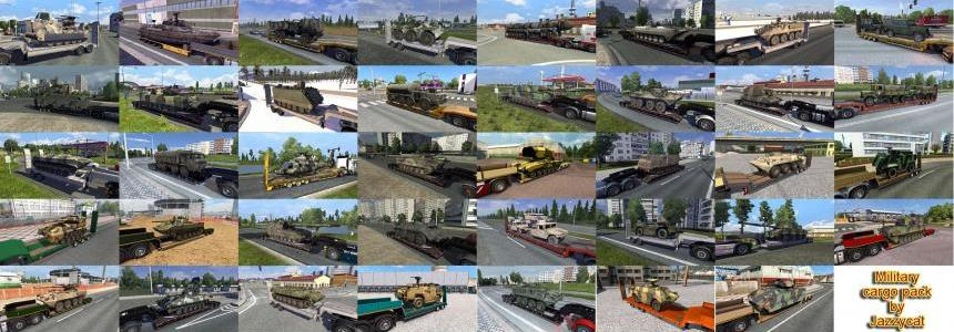 Military Cargo Pack by Jazzycat  v1.8