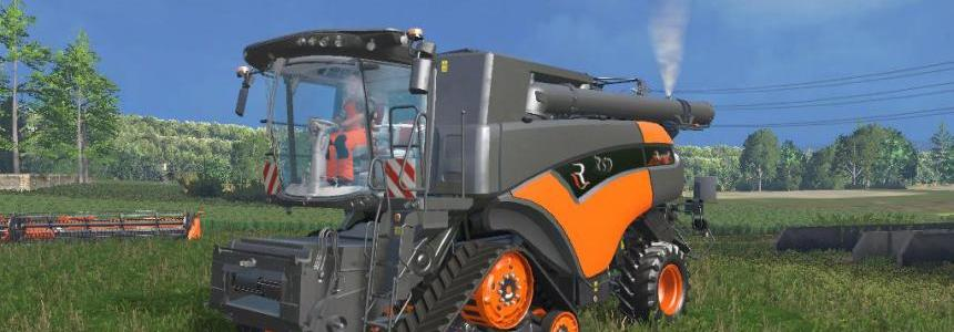 New Holland CR 10.90 Limited (Black/Orange)