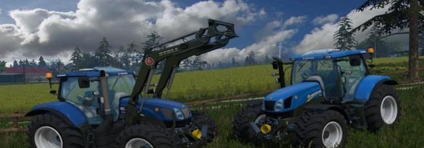 New Holland T6 175 v2.0