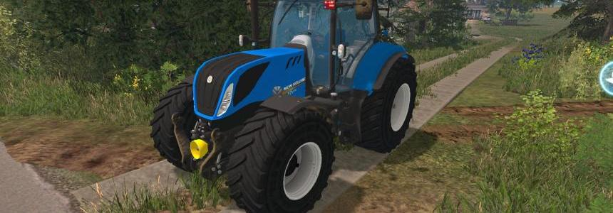 New Holland T7.270 v1.0
