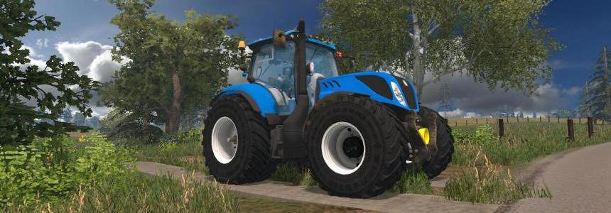 New Holland T7.270 T4B v1.0