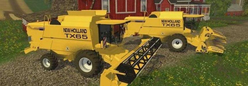 New Holland TX65 v1.0