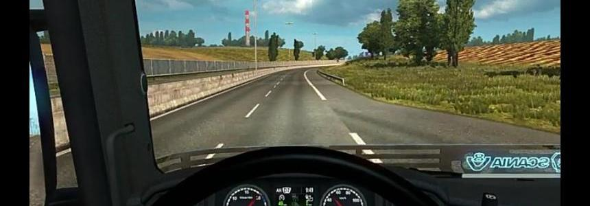 New Scania Dashboard Computer v3.9
