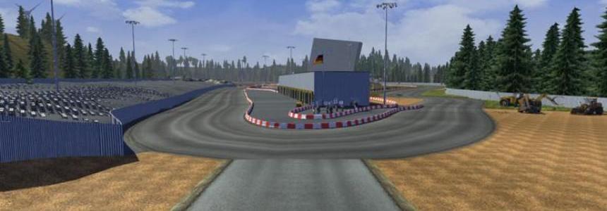 Nurburgring Map (Race map)
