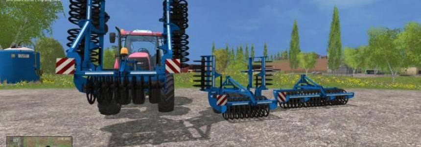 Pack Bonnel Unidisk FS15 v1