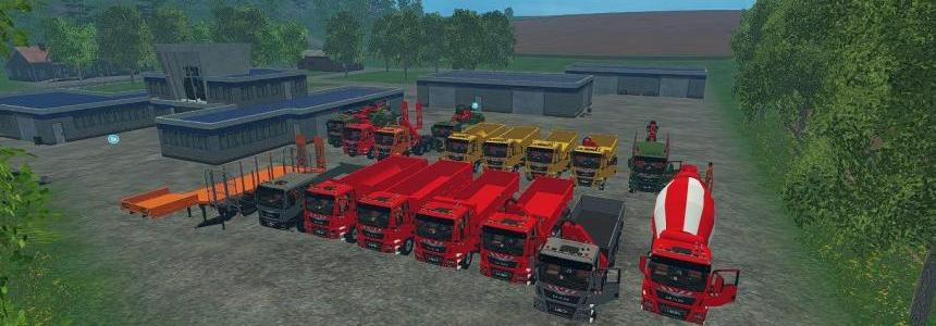 Pack Man Fs15 v1.0