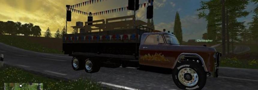 Partywagen Dodge v1.1