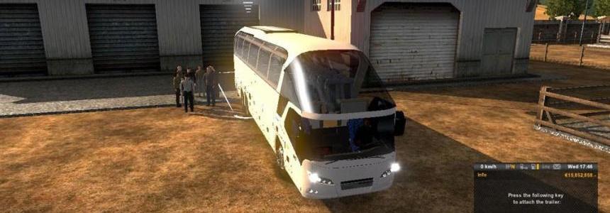 Passenger Mod v0.1