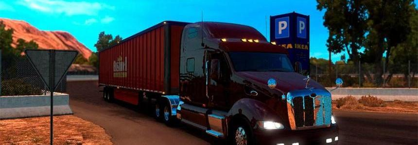Perterbilt 387 for ATS v1.4.x by H.Trucker