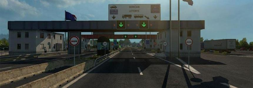 Project Balkans v2.12: ProMods addon for 1.25.x