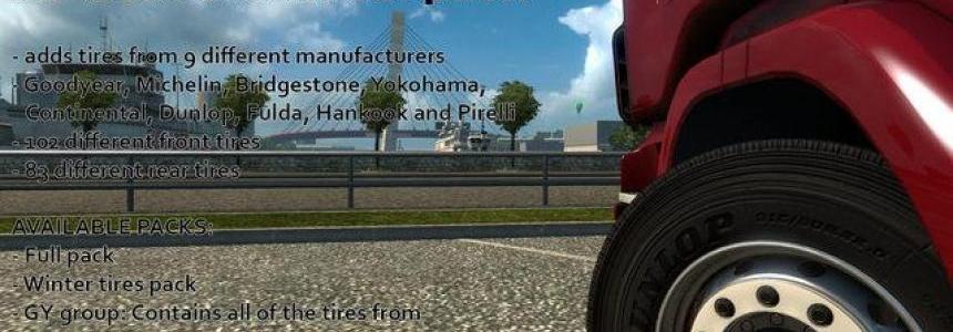 Real Tires Mod v5.1