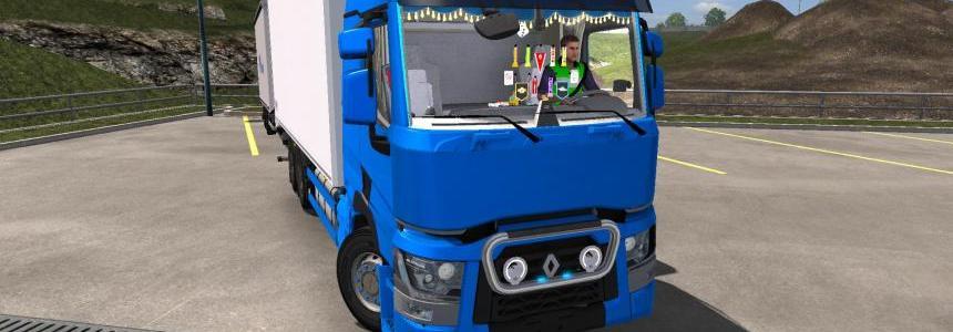 Renault T Tandem + DLC v1.0 (beta)