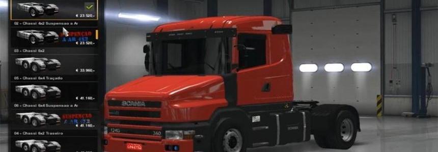 Scania 124G v2.0
