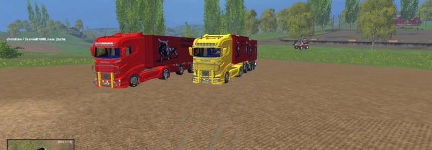 Scania R1000 v1.0