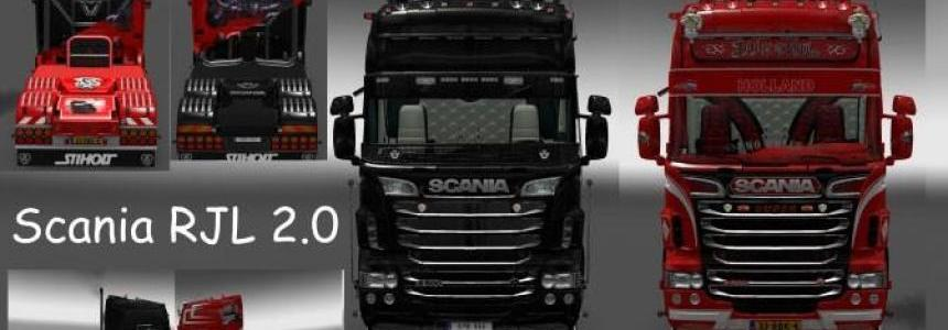 Scania RJL v2.0 Add-on by Zeeuwse Trucker