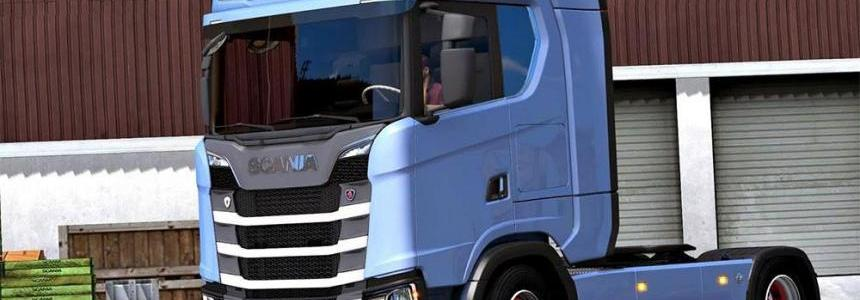 Scania S730 – BETA Version