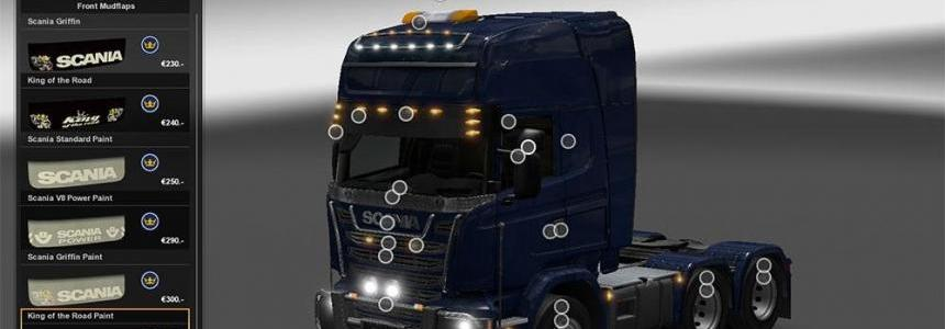 Scania StreamLine Tuning v1