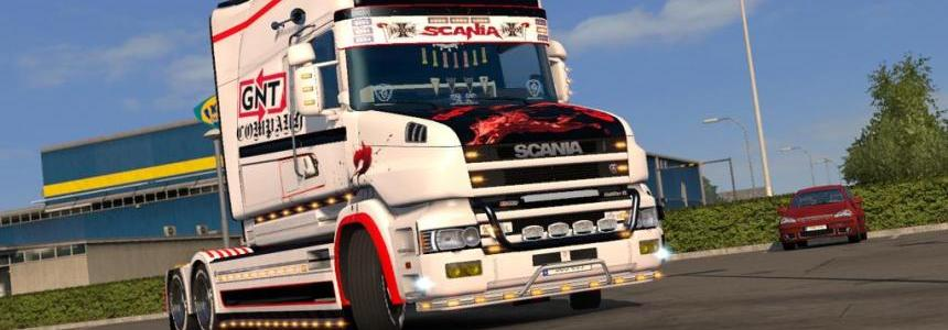 Scania T & RS RJL Tuning v4.0 Final [1.25.x]