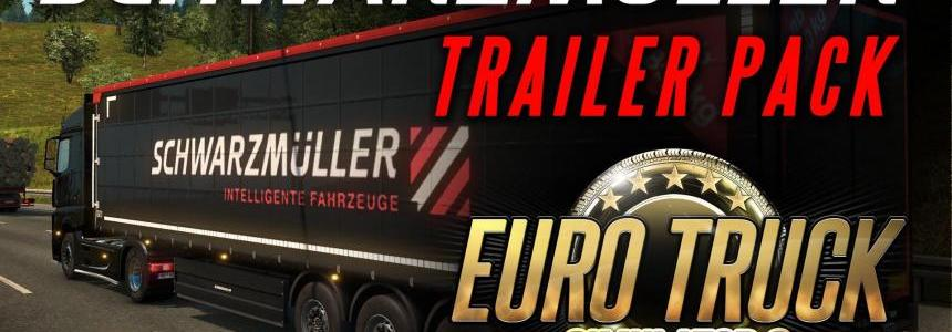 Schwarzmuller Trailer Pack DLC