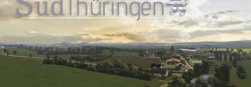 SudThuringen Map V1.5