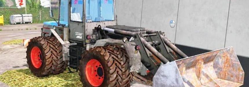 Skoda 180 Lopata Farming 15 v1.0