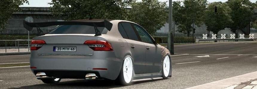Skoda Superb Tuned V3
