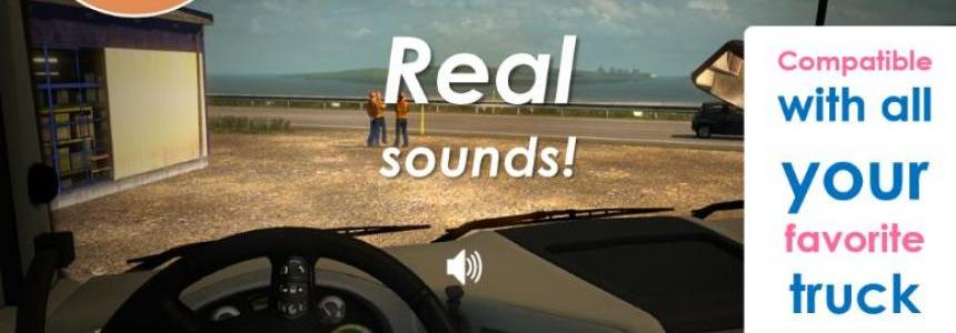 SOUND FIXES PACK v16.2.2 for ATS