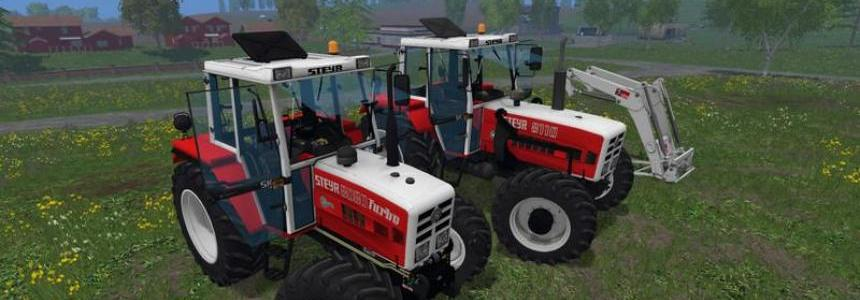 STEYR 8080A SK2 Turbo + 8110A Turbo SK2 Electronic v1.0