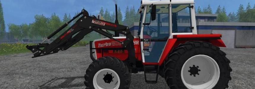 STEYR 8080A SK2 Turbo + 8110A Turbo SK2 Electronic v1.1