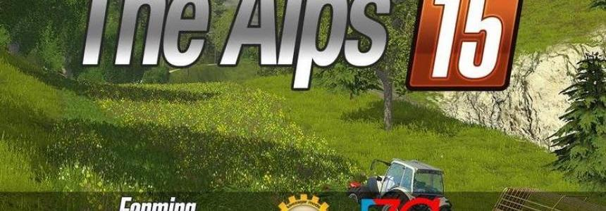 The Alps Map v1.0