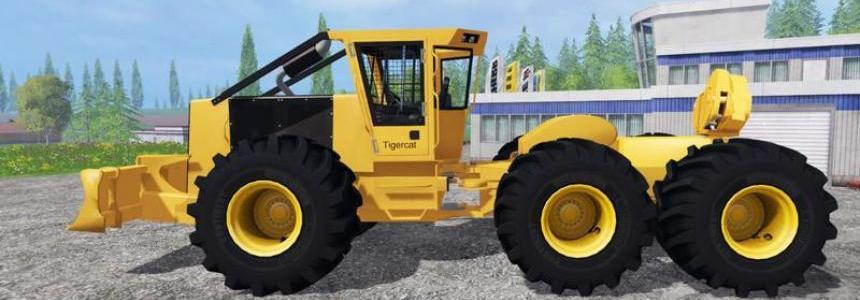 Tigercat 635D v2.0