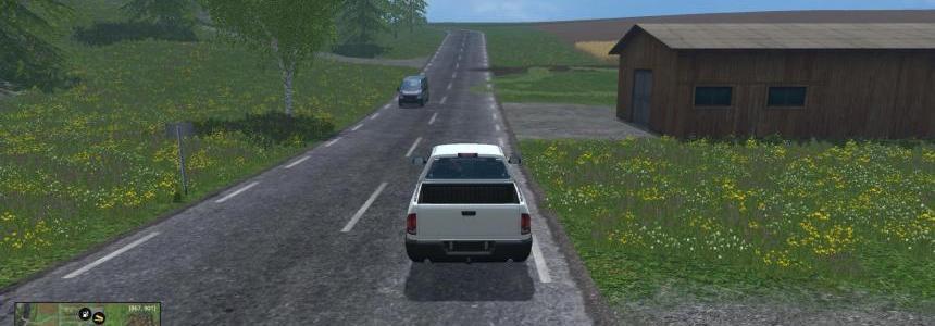 Traffic System v1.0
