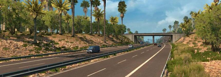 Tropical ETS2 v3.4