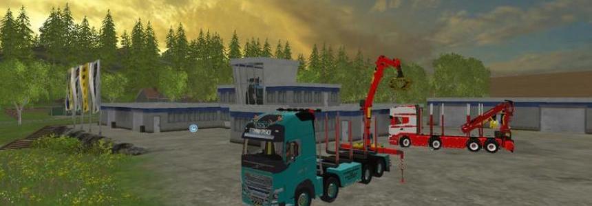 Volvo Forest truck v1