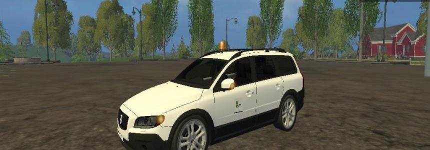 Volvo xc 70 v1