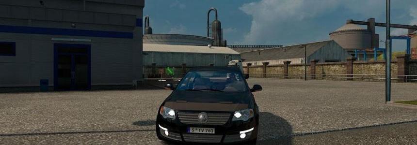 VW Passat v1.2