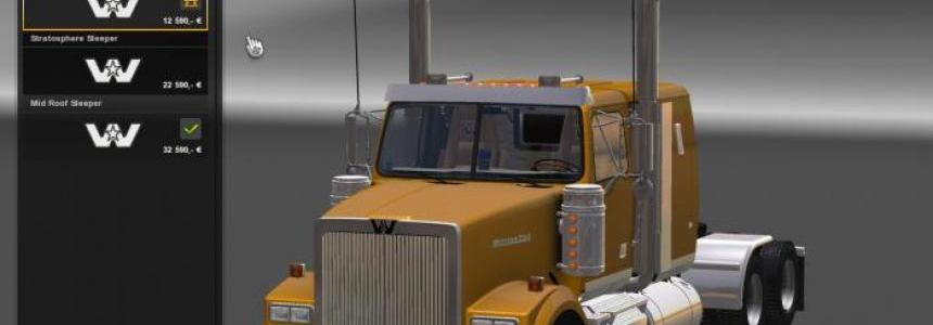 Western Star 4900FA for ATS 1.4.x Upgrade!
