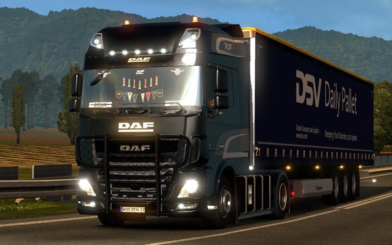DAF XF E6 by ohaha [v1.70]