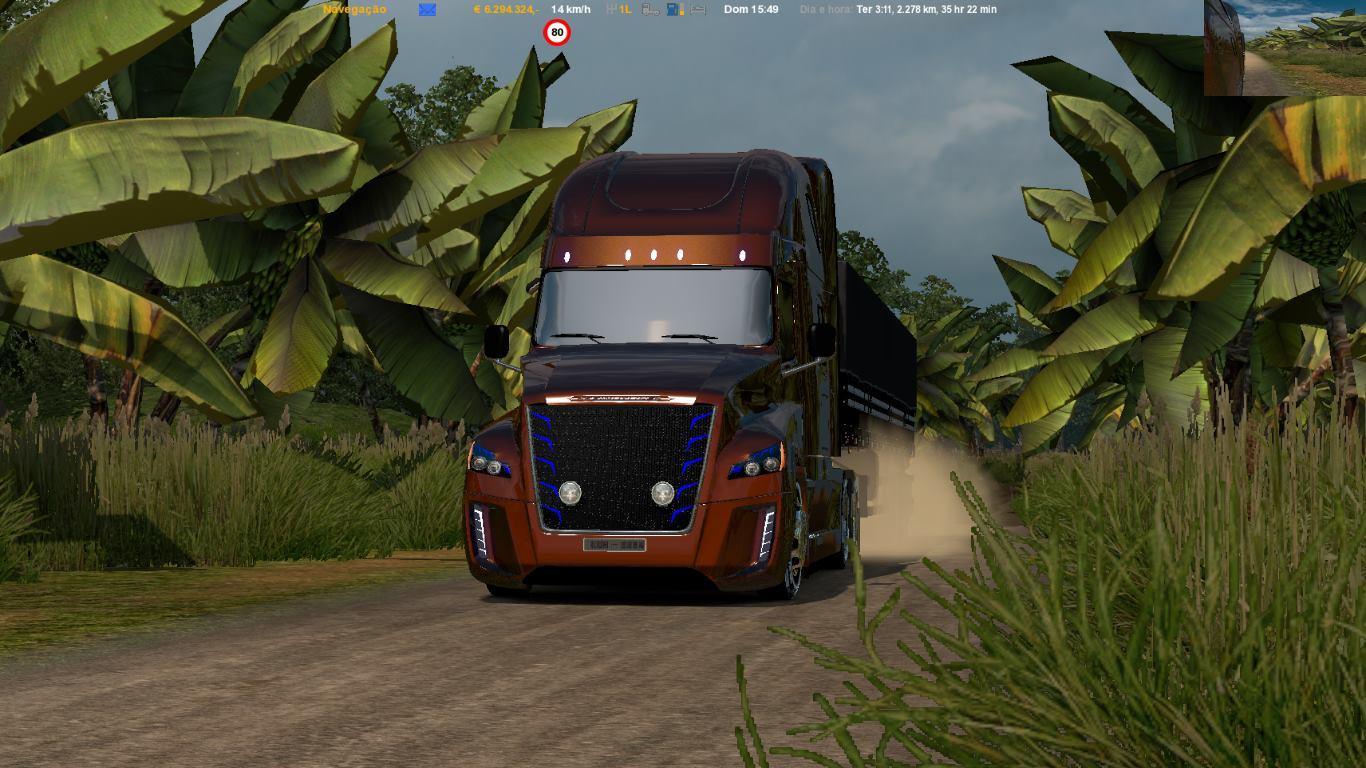 Daimler Freightliner Inspiration v4.0