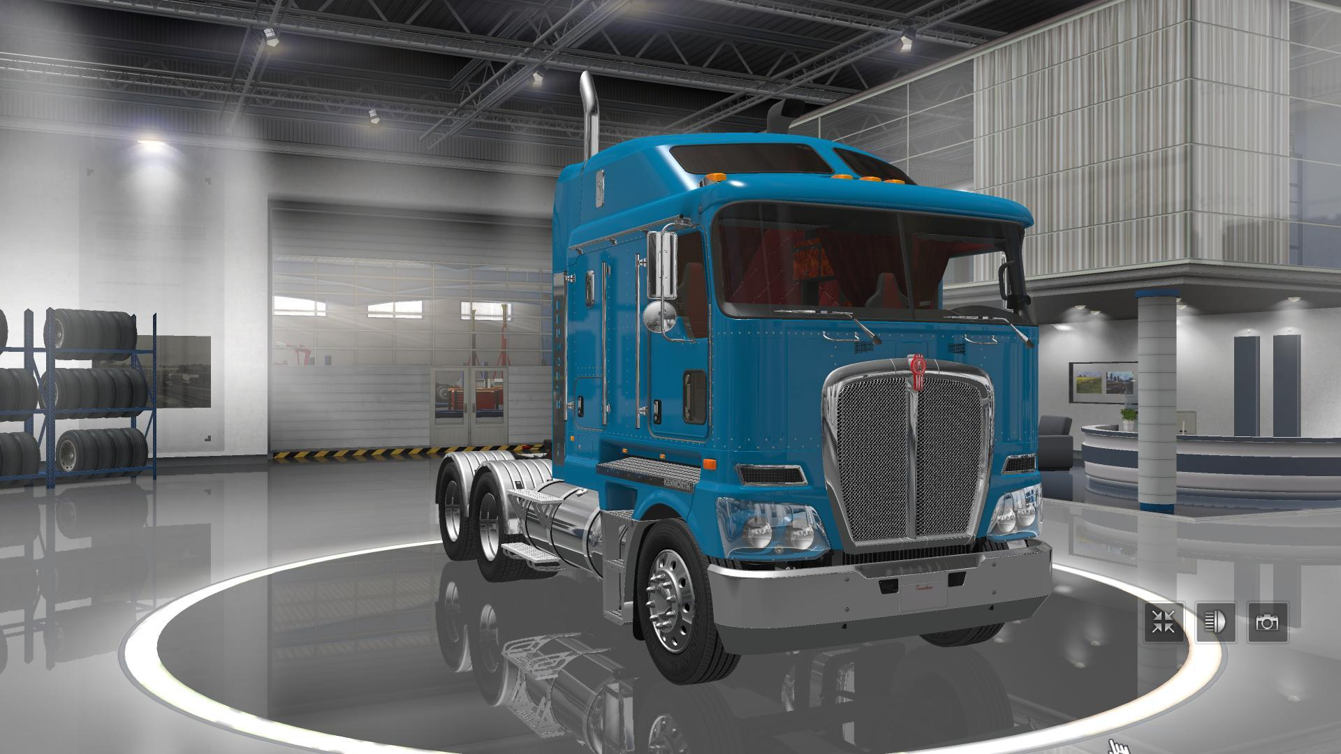 KENWORTH K200 V13 for 1.25