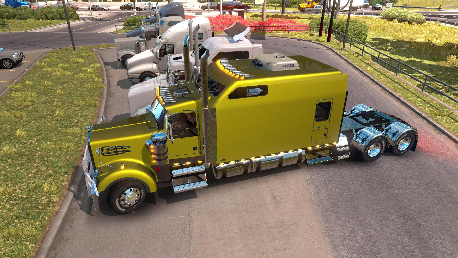Kenworth W900B Long (1.3)