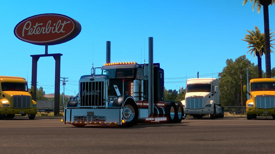 Modified Peterbilt 389 v2.0.4 ATS for 1.4