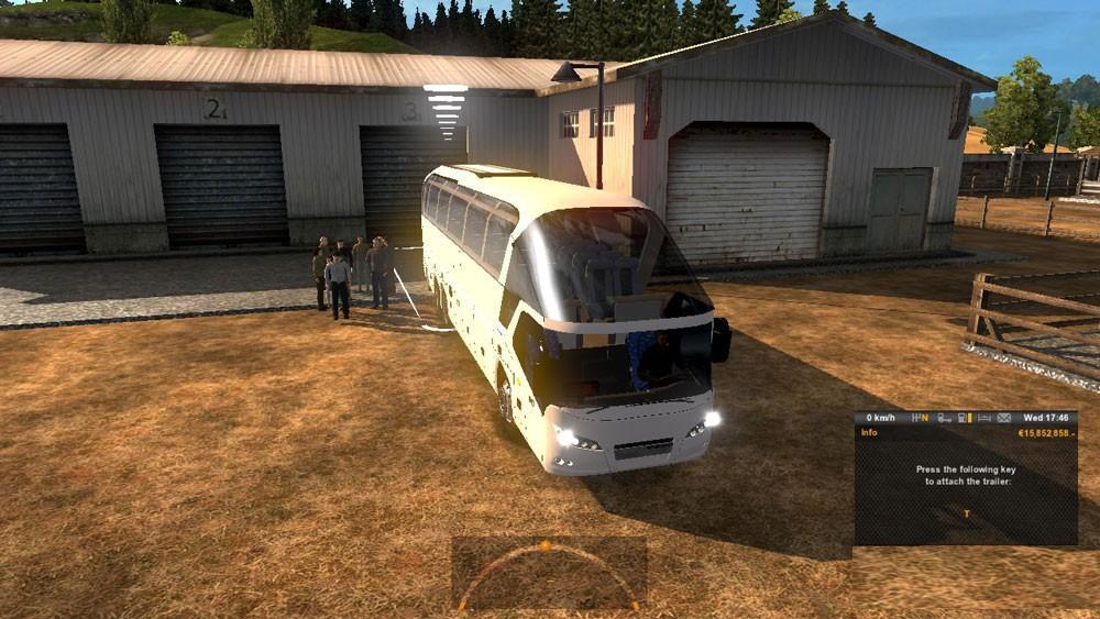 Passenger Mod v 0.1
