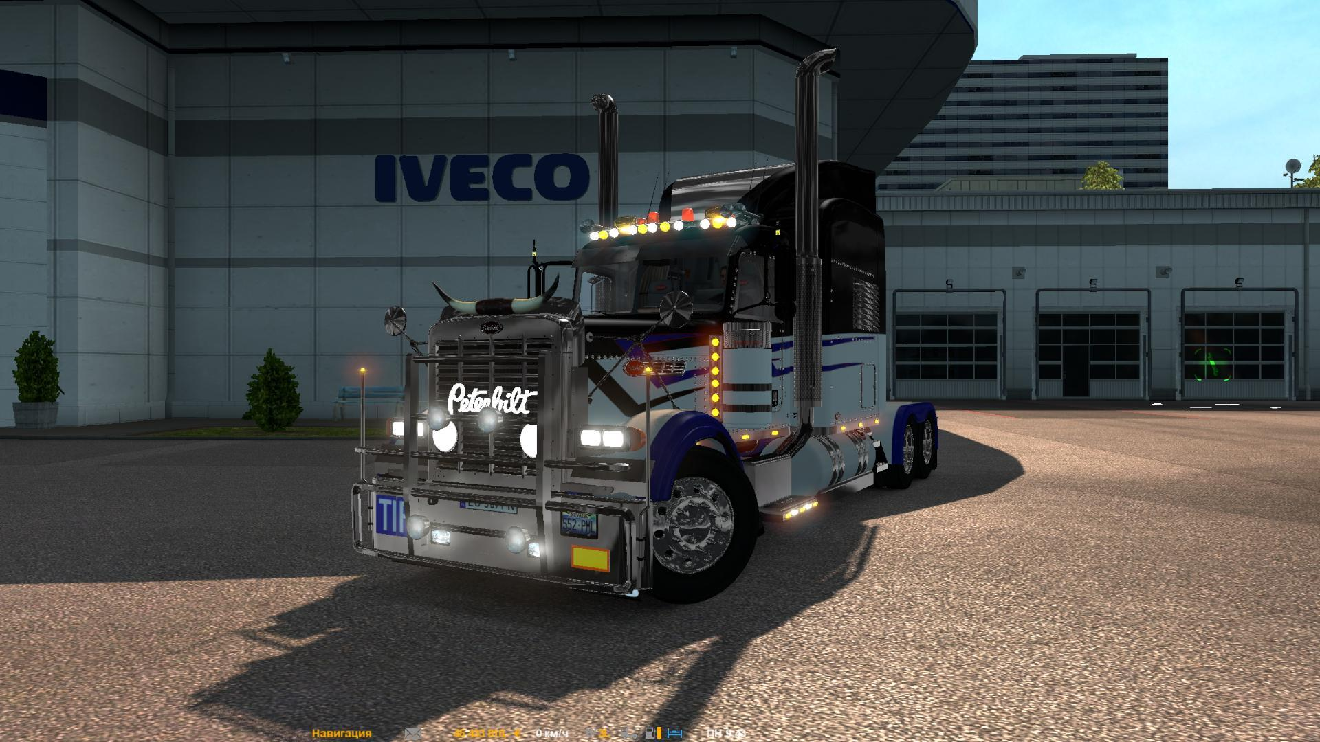 Peterbilt 389 Modified v2.0.8 for 1.25