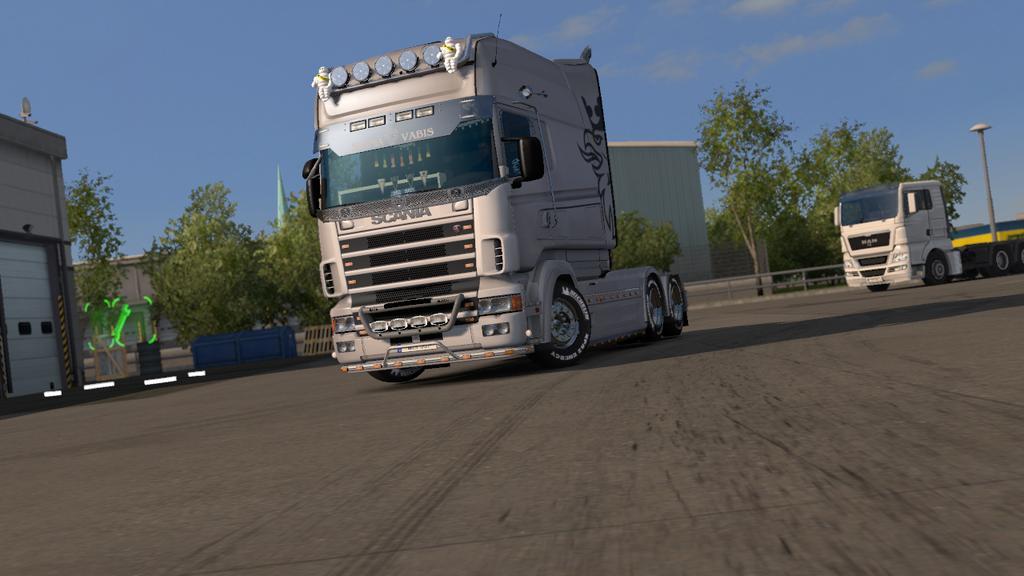 Scania T & RS RJL Tuning v4.0 Final [1.25.x]